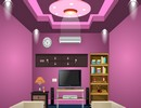 Pink Reception Room