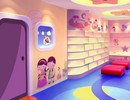 Toy Gadgets Room