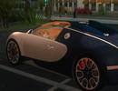 Bugatti Hidden Wheels