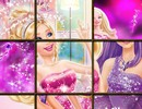 Princess Barbie Puzzle