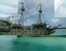 Abandoned Pirate Ship