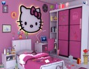 Girls Bedroom Objects