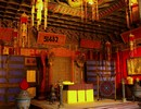 Japanese Throne Room