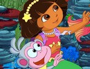 Dora the Mermaid