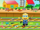 Minion at Station