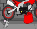 Marly Mouse: Garage