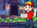 Pizza Delivery Boy 2