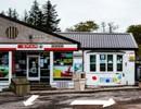 Rural Petrol Station