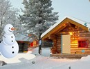 Winter Cabin Escape