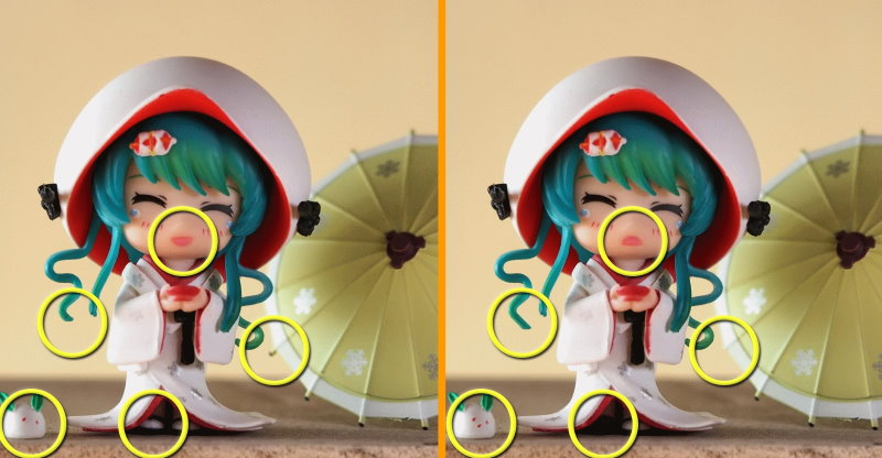 Dolls Find 5 Differences
