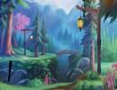 Hidden Owl Forest