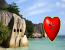 Heart Beach Escape