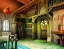 Wooden Palace Escape
